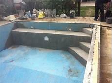 changer liner piscine modification d une piscine r 233 novation de piscine toulon