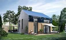 Tiny Houses Singlehaus F 252 R Zwei Kleines Fertighaus F 252 R