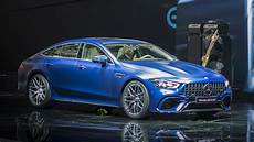 2019 mercedes amg gt 4 door coupe ready to challenge the