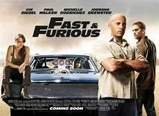 affiche fast and furious new ff4 nouvelle affiche de fast and furious 4 et des