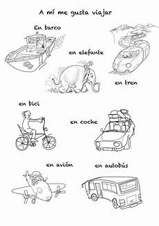transport colouring worksheets 15181 means of transportations rockalingua class ideas supplies tes and