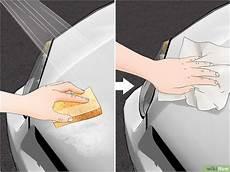 3 formas de limpiar los insectos del exterior del coche
