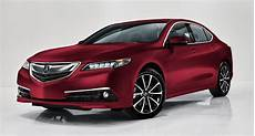 year 2015 acura tlx 2wd and 4wd vehicles recalled
