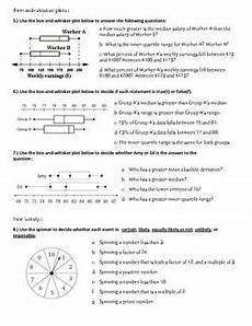 statistics and probability worksheets 7th grade 6010 7th grade math statistics and probability study guide or review by math maker