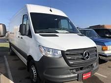 Stock V19010 New 2019 Mercedes Benz Sprinter 4500 Cargo