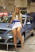 Car & Model  Show Girls Grid