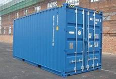 20 fuss high cube see lagercontainer neuwertig