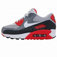 nike air max 90 essential 2013 grey black mens nsw