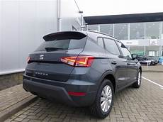 seat arona style business auto melse goes seat arona 1 0 tsi 95pk style business