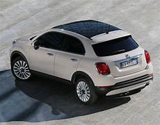 the 7 exclusive journal le nouveau crossover fiat 500x