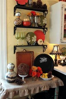 Fall Decorating Ideas For Kitchen by 22 Beautiful Ideas For Fall Decorating In The Kitchen