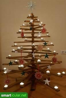 Weihnachtsbaum Modern Holz - alternative zum tannenbaum faltbarer diy weihnachtsbaum
