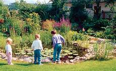 Gartenteich Kindersicher Machen - kindersicherer gartenteich wasser im garten teich