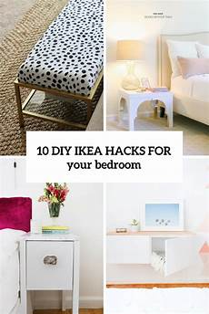 ikea diy ideen 10 awesome and practical diy ikea hacks for your bedroom