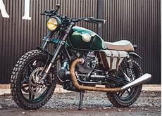 Flying Scotsman Moto Guzzi V65 By Jm Customs Bikebound