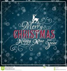 i wish you a merry christmas and happy new year stock vector illustration of backdrop