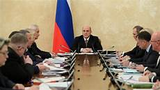 form of government headed by a prime minister russian government forms 20 member presidium headed by prime minister mishustin vestnik kavkaza