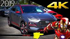 2019 Hyundai Kona Iron Special Edition Detailed Look