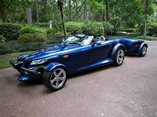 blue book used cars values 2002 chrysler prowler auto manual 2002 chrysler prowler high voltage blue 1 of 1 last prowler made auctioned from factory
