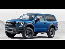 2018 ford bronco suv 4x4 expected exterior specifications