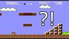 Malvorlagen Mario Emulator Goomba Eats Mario Mario Bros Glitch On Nes