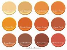 orange paint colors benjamin moore the best orange paint colors room lust