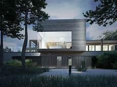 3d adaptation of architect bruno erpicums labacaho minimalist villa rendering for nartarchitect studio