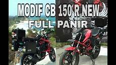 Cb Modif Touring by Review Cb 150 R New Modif Touring Box Panir