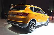 Seat Ateca Suv - why the seat ateca must be quot unavoidable quot autocar