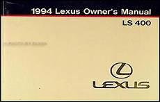 old car repair manuals 1994 lexus ls free book repair manuals 94 lexus ls400 owners manual pdf jiloiahtar