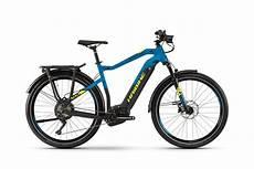 haibike sduro trekking 9 0 pedelec e bike fahrrad schwarz