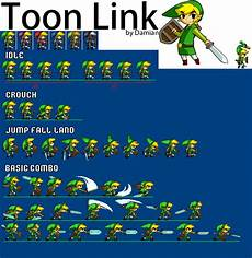 toon link sheet updated by damian2841