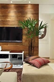 Wandgestaltung Mit Holzpaneele