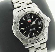 tag heuer professional 200 meters s wristwatch