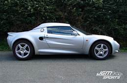 1999 S1 LOTUS ELISE RED LEATHER HARD AND SOFT TOP › JGMsports