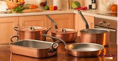 p0tzxs falk classical range gourmet set falk copper cookware