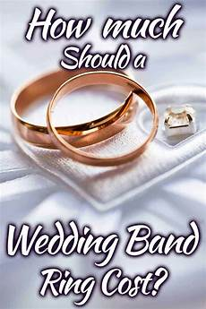 how much should a wedding band ring cost stylecheer com