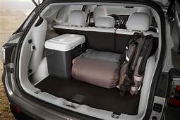 2017 Jeep Compass Limited Cargo Space  Motor Trend