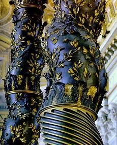 baldacchino bernini st s papal altar baldacchino
