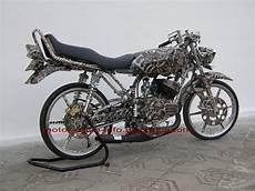 Rx King Modif Japstyle by Modif Yamaha Rx King Airbrush Motor Modif