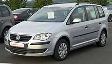 2009 Volkswagen Touran 1t Pictures Information And