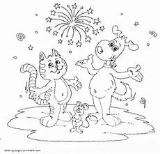 cat and mouse coloring page coloring pages