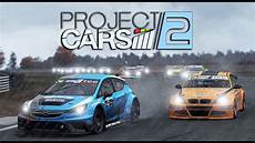 project cars 2 project cars 2 wip autumn sunset thunderstorm