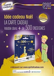 Un Code Promo Pour Les Cartes Spirit Of Cadeau Le