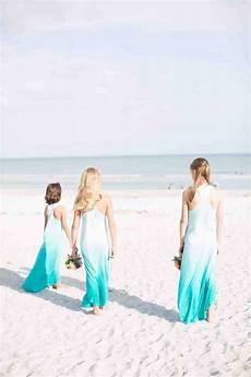 beach themed bridesmaid dresses wedding and bridal inspiration