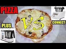 102 pizza monsieur cuisine connect versus monsieur