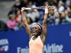 unseeded american sloane stephens wins us open for first major title local sports