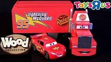 wooden mack hauler truck cars 2 wood collection toys quot r quot us
