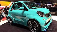 2017 Smart Fortwo Brabus Ultimate 125 Exterior And