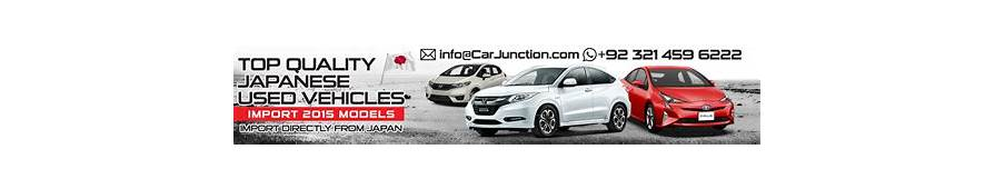Car Junction Pakistan – Japanese Used Cars For Sale In